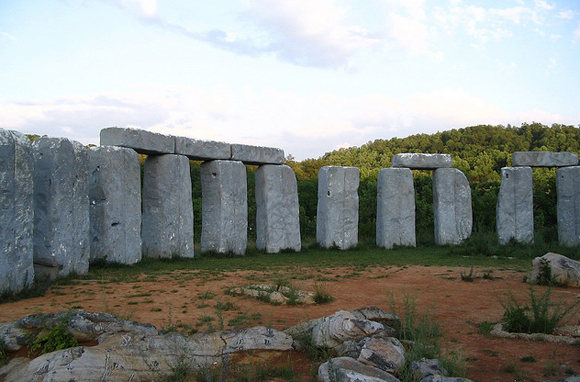 Foamhenge, Natural Bridge, Virginia