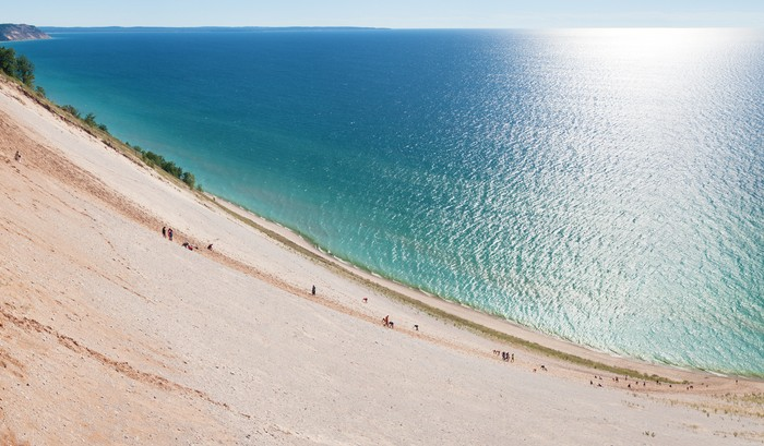 Daily Daydream: America's Best Lake Beach