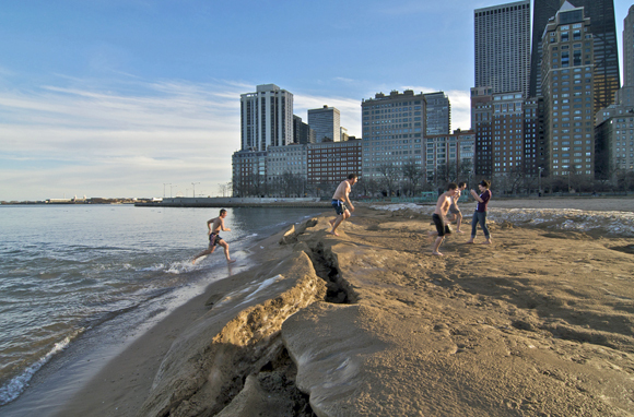 10 Great Urban Beaches