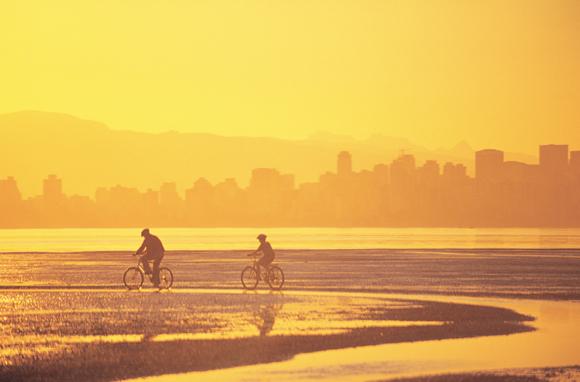 English Bay Beach, Vancouver