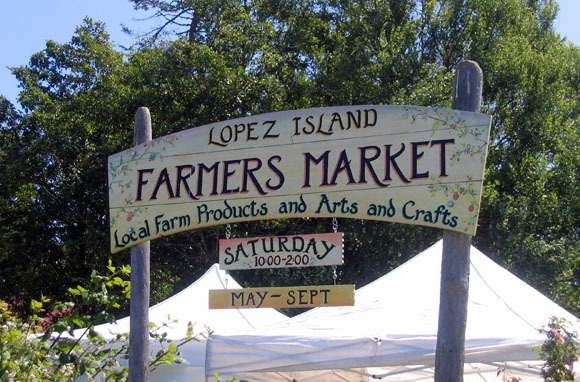 Lopez Village, Lopez Island, Washington