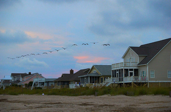 Edisto Beach, Edisto Island, South Carolina