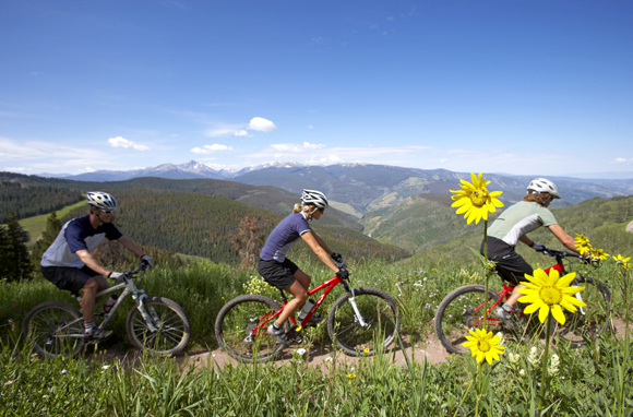 Downhill Thrills In Keystone, Colorado