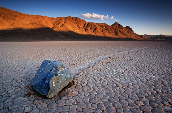 Racetrack, Death Valley, California