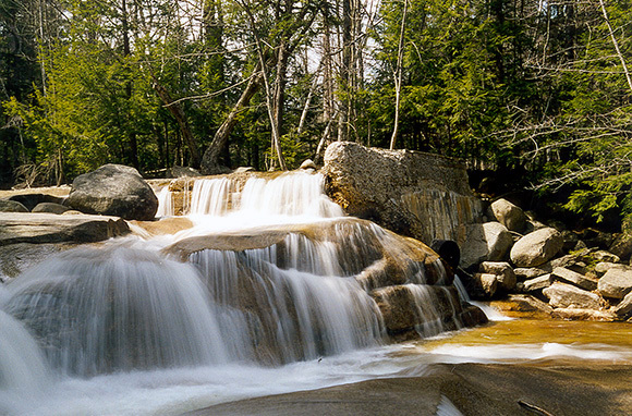 Diana's Baths, Bartlett, New Hampshire