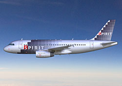 Spirit's Carry-On Bag Fee Takes Flight