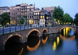Win a Trip for Two to Amsterdam