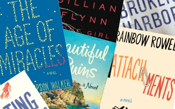10 Great Beach Reads for Summer 2012