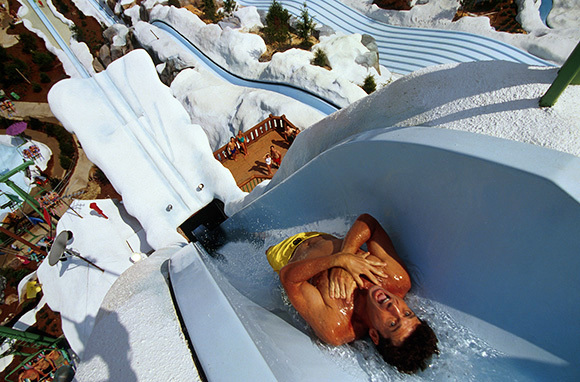 Wildest Waterslides