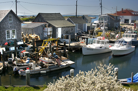 Menemsha, Chilmark, Martha's Vineyard, Massachusetts