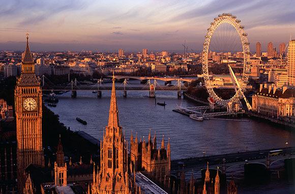 Hot in London