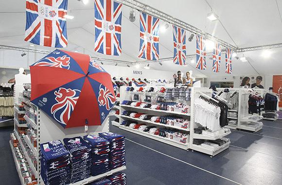 London 2012 Pop-Up Shop