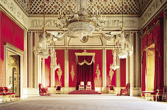 Buckingham Palace State Rooms