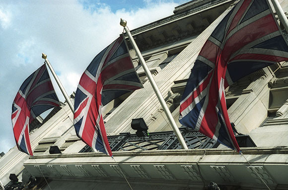 Big British Bang at Selfridges