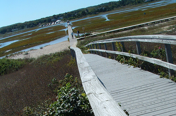 Sandwich Boardwalk, Massachusetts