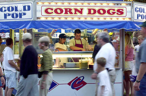 10 Great State Fairs