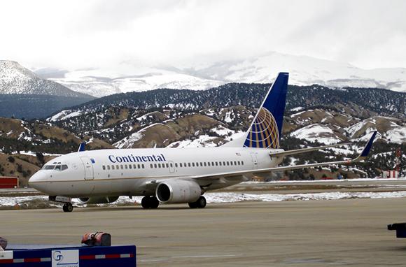 Eagle County Regional Airport, Vail, Colorado