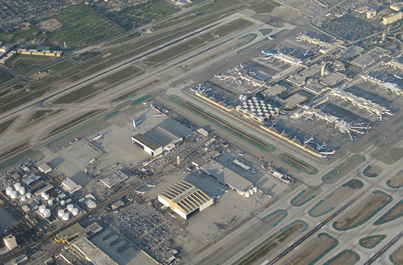 Los Angeles International Airport, Los Angeles, California