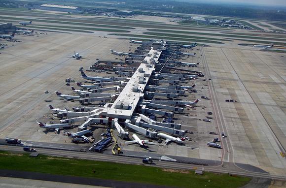 Hartsfield-Jackson Atlanta International Airport, Atlanta, Georgia