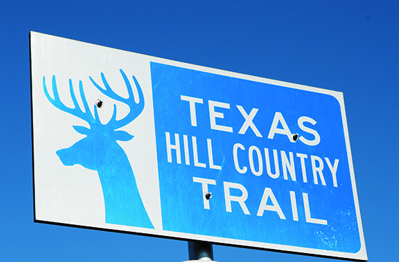 Texas Hill Country Trail, Texas