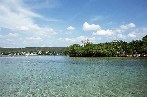 Cayo Aurora (Gilligan's Island), Guanica, Puerto Rico