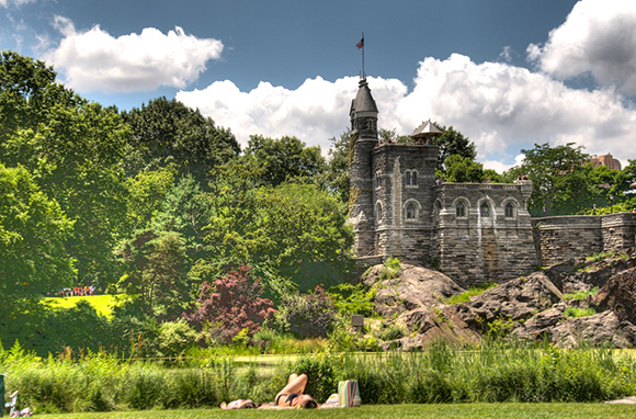 Belvedere Castle, New York City, New York