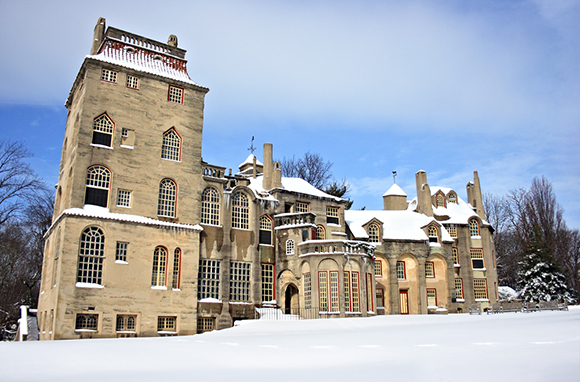 Fonthill Castle, Doylestown, Pennsylvania