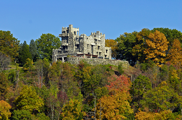 Gillette Castle, East Haddam, Connecticut