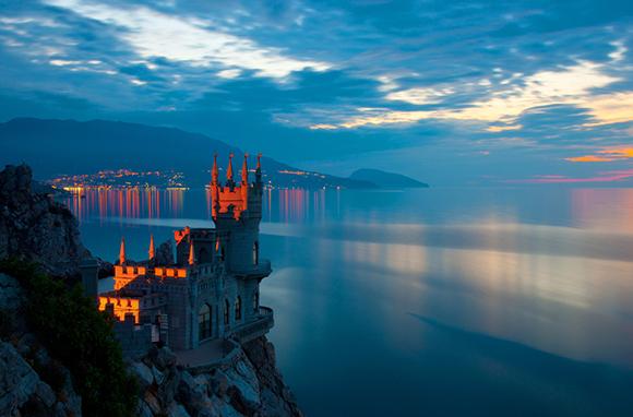 Swallow's Nest, Yalta, Ukraine