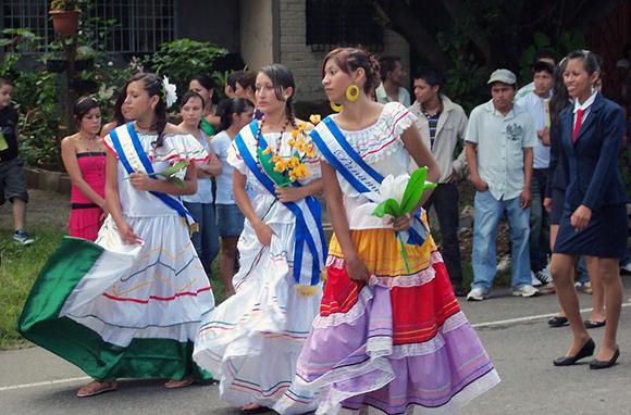 El Salvador: Fifth Place, Happy Planet Index