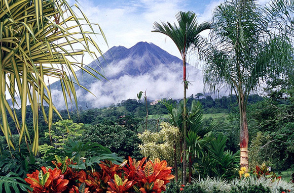 Costa Rica: First Place, Happy Planet Index