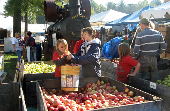 National Apple Harvest Festival