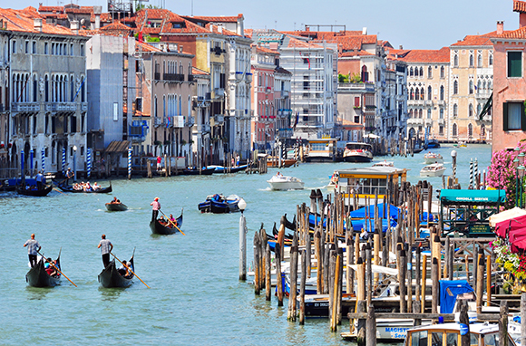 Venice: Third Most Expensive