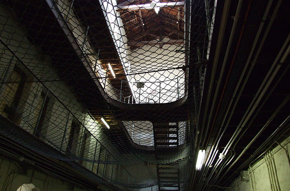 Fremantle Prison's Tunnels, Fremantle, Australia