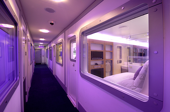 Nap Rooms, Heathrow Airport, England