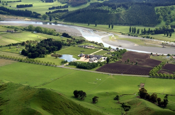 Craggy Range Winery, Havelock North, Hawke's Bay
