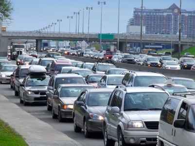 Worried about traffic? Use the web to gauge your travel times