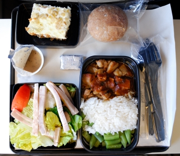 United Cuts Free Meals in Transatlantic Coach and Domestic Business