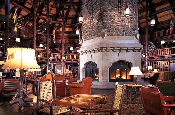 10 Presidential Hotels