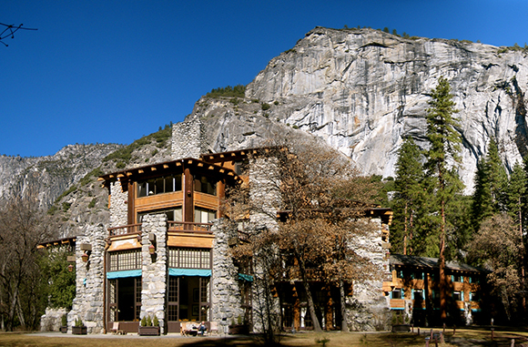 The Ahwahnee, California