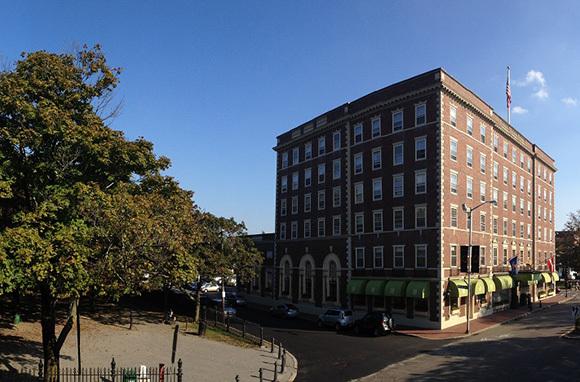 Hawthorne Hotel, Massachusetts
