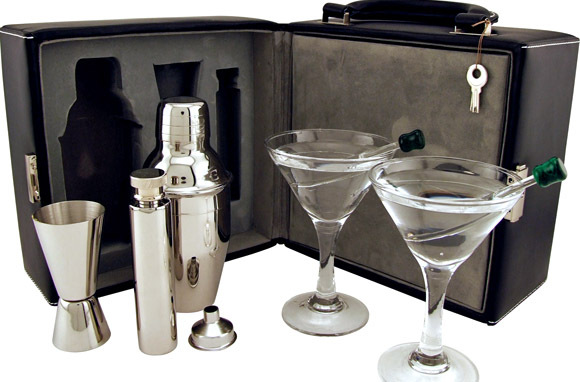 Martini Travel Bar