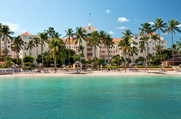 British Colonial Hilton Nassau, Nassau, Bahamas