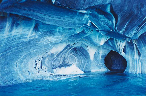 Marble Caves, Chile