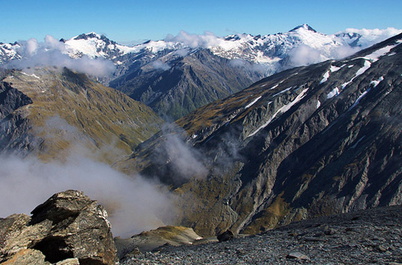Dan's Paddock, Mt. Aspiring National Park, South Island