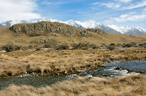 Rangitata Valley, South Island