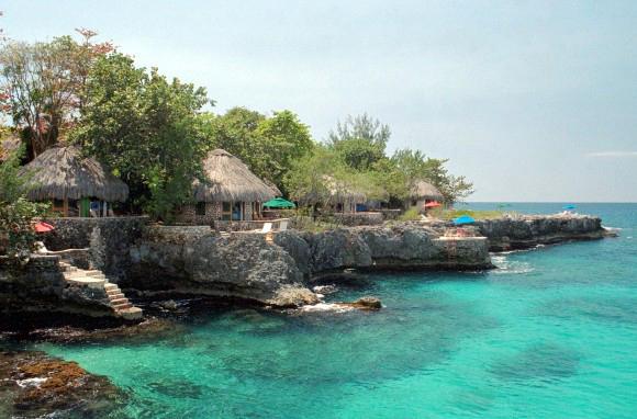 Rockhouse, Negril, Jamaica