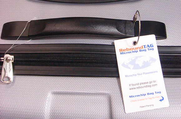 Upgrade Your Luggage Tag