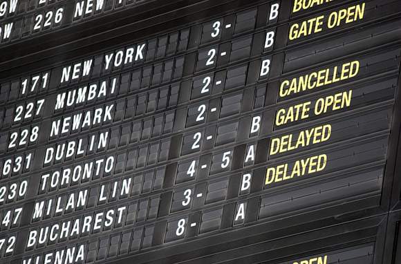 What Are Your Rights When Your Flight Is Delayed or Canceled?