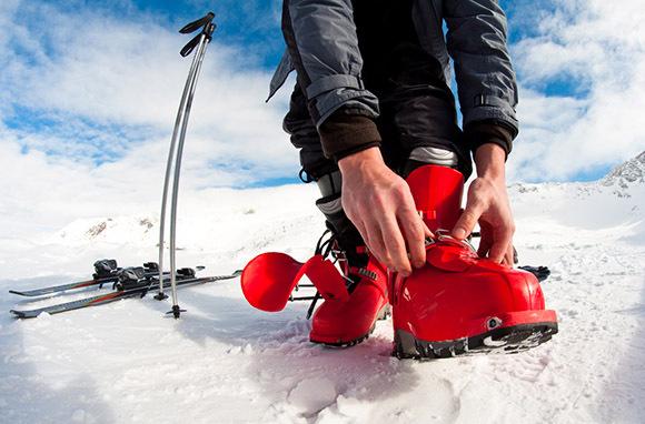 Fly Free to Ski